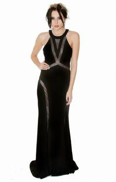 Audrey Black Dress - Flokster