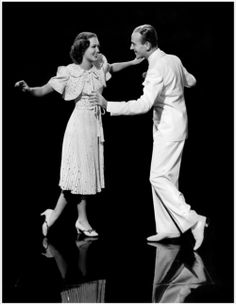 1940. Fred Astaire & Eleanor Powell.