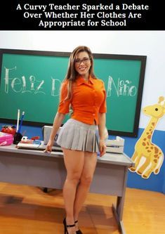 Sexy real life teachers