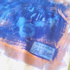 #tshirt #new #summer #2013 #madeinitaly #fashion #linkshirt #stars #vintage #blue #orange #tshirts #50s #urbanstyle #details #handmade #madeinitaly #jazz #band
