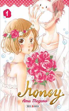 Honey - Manga série - Manga news