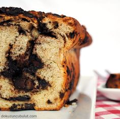 chocolate hazelnut bread - http://www.dokuzuncubulut.com/index.php/english-recipes/432-chocolate-hazelnut-bread.html