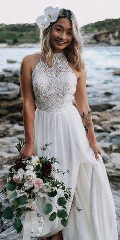 Special for a bride on a budget we collected cheap wedding dresses. Look at the these jaw-dropping dresses that have elegant style and amazing details. Muslim Wedding Dresses, Western Wedding Dresses, Top Wedding Dresses, Princess Wedding Dresses, Colored Wedding Dresses, Cheap Wedding Dress, Boho Wedding Dress, Wedding Bride, Informal Wedding Dresses