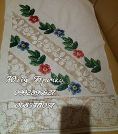 Cross Stitch, Costumes, Crochet, Tableware, Straight Stitch, Table Toppers, Blouses, Needlepoint, Border Tiles