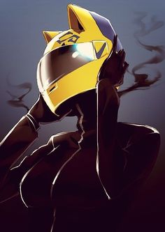 Durarara!! | DRR!! | Celty Sturluson | The Black Rider | The Headless Rider…