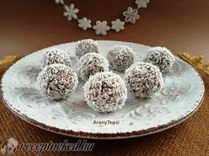 Hungarian Recipes, Hungarian Food, Sweet Recipes, Muffin, Breakfast, Desserts, Morning Coffee, Tailgate Desserts, Deserts