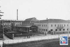 In 1933, Ricardo Barilla purchased the Art Nouveau Monguidi & Vecchi nursing home, which was later transformed into Barilla offices. #history