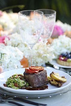 Tuscan and Vineyard Wedding Style Ideas and Inspiration at Fulchino Vineyard