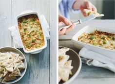 Roasted Fennel and White Bean Dip (omit parmesan or use vegan version)