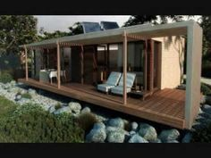 Very cool shipping container homes!!