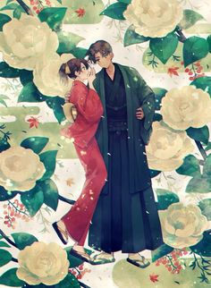 Conan, Heiji Hattori, Toyama, Magic Kaito, Case Closed, Anime, Geek Stuff, Painting, Couples