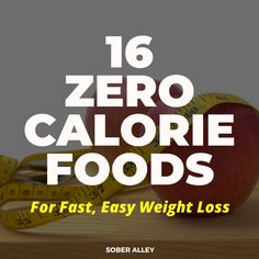 EPIC zero calorie foods list and ideas for healthy snacks to be found here! Clean eating is key to lose weight, but you can lose weight fast if you try low calorie or negative calorie foods like these! Get your fat burning weightloss on and be the sexy skinny girl you are. Flat tummy and all! Yes! Key To Losing Weight, Lose Weight In A Month, Diet Plans To Lose Weight, Easy Weight Loss, How To Lose Weight Fast, Negative Calorie Foods, Zero Calorie Foods, Weights For Beginners, Flat Tummy