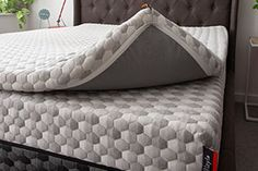 Copper-Gel infused memory foam topper with Thermo-Gel cooling technology. The most comfortable topper you'll ever own.