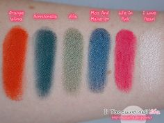 Il Taccuino dellElfa: B/V Collection Limited Edition PaolaP Make Up