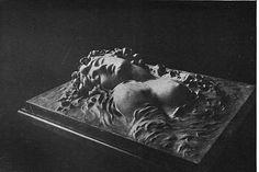 Death of Ophelia, in bas-relief by renown actress and sculptor Sarah Bernhardt Statues, Art Nouveau, Dantes Inferno, Pretty Art, Artist Art, Installation Art, Pottery Art, Impressionism, Sculpture Art