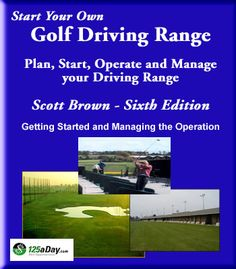 Start Your Own Golf Driving Range