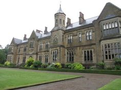 Tasmanian Government House, taken during one of their annual open days.