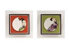 Shanghai Tang lookbook decoration - Ricerca Google Shanghai Tang, Artworks, Decoration, Google, Frame, Home Decor, Decor, Picture Frame, Decoration Home
