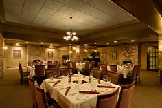 Our Ovations private dining room. Madison, Wisconsin Hotel.