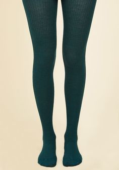 Homework Bound Tights in Amber | ModCloth