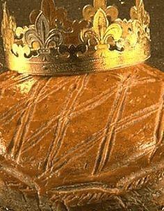 Galette des rois a la Normande
