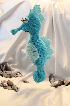 Ravelry: Sigmund the Seahorse pattern by TBoutiqueCritters