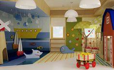 Kindergarten on Behance