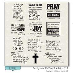 Scripture Medley 1