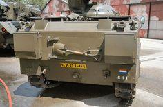 M113 C&V, Dutch Army