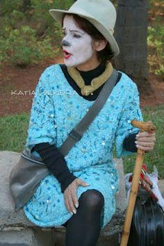 TRIPE TEATRO CLOWN: Cursos Chamem os Clowns Novembro de 2015 Turmas: A...
