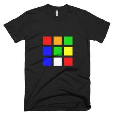 Cubed Rubiks cube Style cuber shirt Free Shipping this month
