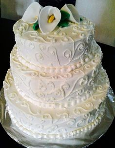 Cake de Boda
