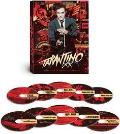 8-Film Quentin Tarantino Blu-ray Collection Announced!