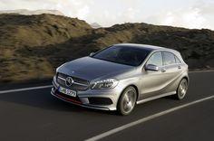The 2013 Mercedes-Benz A-Class