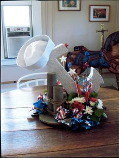 1000 Images About Navy Ball On Pinterest Centerpieces