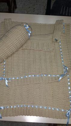 1000 images about mantas de bebe on pinterest ganchillo - Colchas ganchillo bebe ...