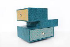 Avec le Tuto boîte à bijoux tournante de L'Éclat de Verre Encadreur - Créateur, vos trésors trouveront enfin leur place !