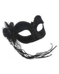 Black Velvet + Flower Glasses Style