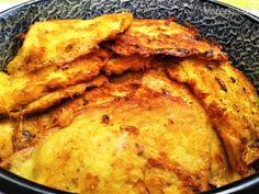 Zemiakové placky (fotorecept) - Recept French Toast, Breakfast, Food, Morning Coffee, Essen, Yemek, Morning Breakfast, Eten, Meals