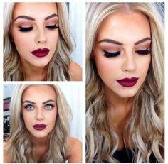 Loving the lip color