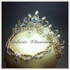 #tiara #ballet #swarovski #prinbess #vivienne #tokyo #dance