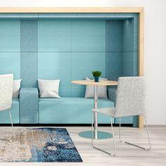Panneau acoustique pour agencement intérieur / pour plafond / pour faux-plafond / pour mur intérieur MODUS LIGHT  NARBUTAS