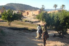The Berber Ride. Horse riding holidays Morocco. www.stable-mates.com