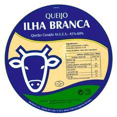 Hiha Branca, queso de vaca Brasil