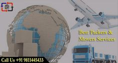 Best #Packers & #Movers Services. Call Us +91 9811445433 or visit here: http://www.aadhunikpackers.com/packing-moving