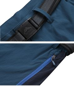 Mens Summer Outdoor Quick-drying Sport Pants Waterproof Casual Climbing Pants