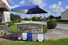 TopDogCarts.com - TD 24 model mobile food cart