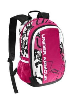 Under Armour backpack, want.(: