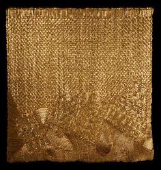 by Colombian textile artist Olga de Amaral.