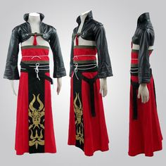 Authentic Awesome Lamento-Beyond Cosplay Costume For Cheap Sell Online